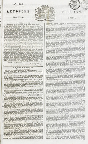 Leydse Courant 1838-04-02
