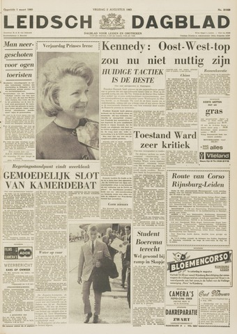 Leidsch Dagblad 1963-08-02