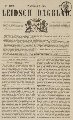 Leidsch Dagblad 1864-05-04