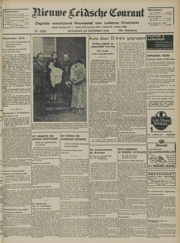 Nieuwe Leidsche Courant 1938-11-23