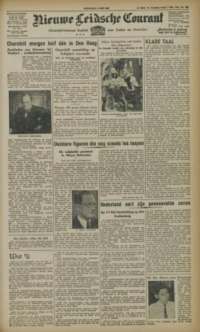 Nieuwe Leidsche Courant 1946-05-08