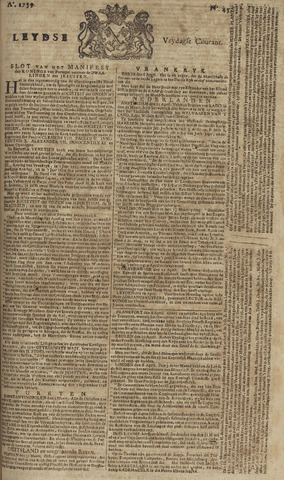 Leydse Courant 1759-04-13