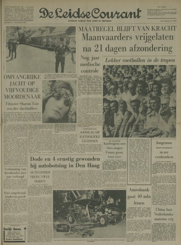 Leidse Courant 1969-08-11