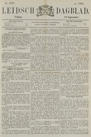 Leidsch Dagblad 1873-09-19