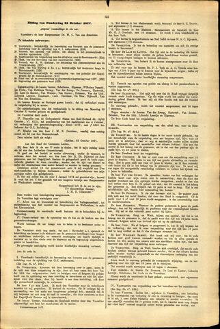 Handelingen van de Raad 1877-10-25