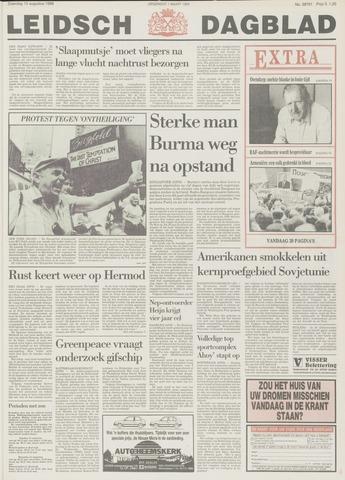 Leidsch Dagblad 1988-08-13