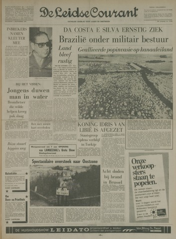 Leidse Courant 1969-09-01