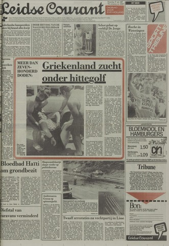 Leidse Courant 1987-07-27
