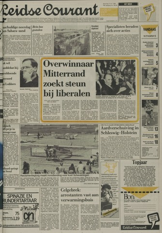Leidse Courant 1988-05-09