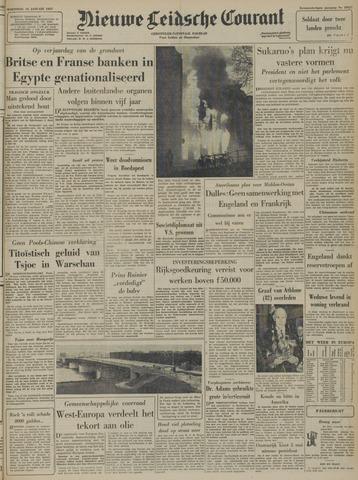 Nieuwe Leidsche Courant 1957-01-16
