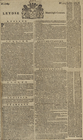 Leydse Courant 1765-09-23