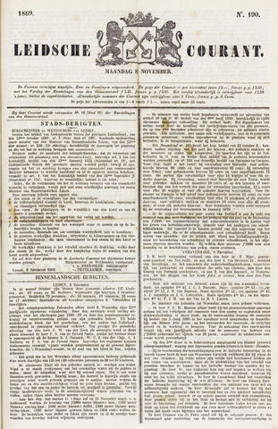 Leydse Courant 1869-11-08