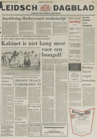 Leidsch Dagblad 1979-08-25