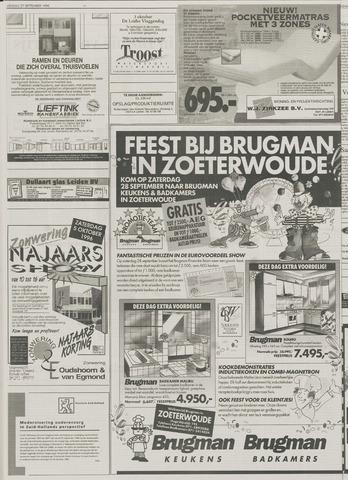 leidsch dagblad 27 september 1996 pagina 8 historische kranten erfgoed leiden en omstreken