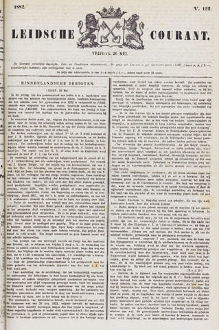 Leydse Courant 1882-05-26