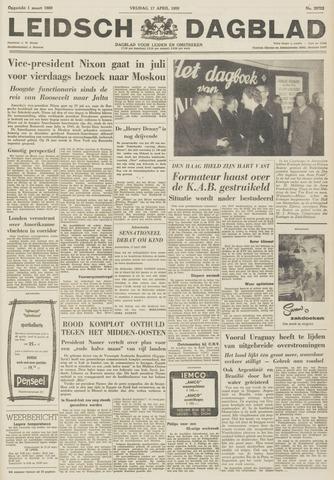 Leidsch Dagblad 1959-04-17