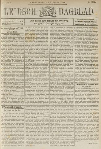Leidsch Dagblad 1892-12-21