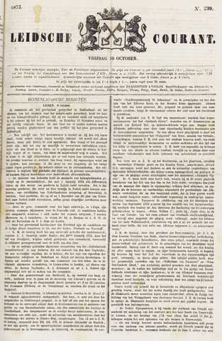 Leydse Courant 1873-10-10