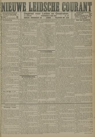 Nieuwe Leidsche Courant 1921-05-11
