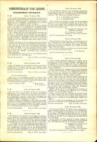 Handelingen van de Raad 1902-01-17