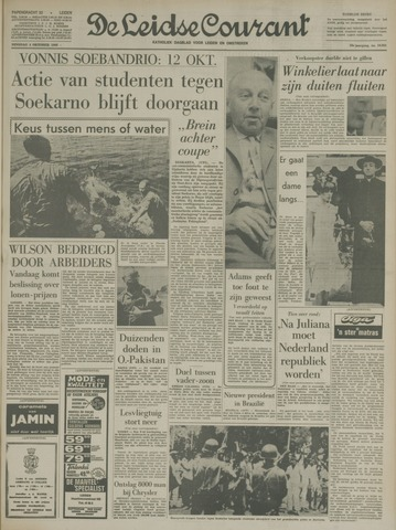 Leidse Courant 1966-10-04