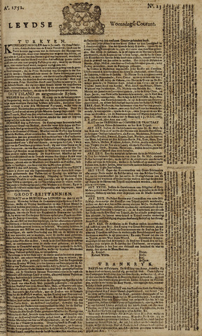 Leydse Courant 1752-02-23