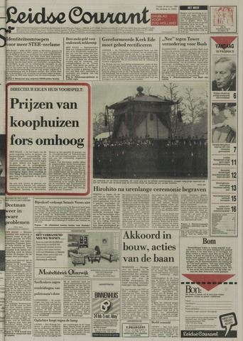 Leidse Courant 1989-02-24