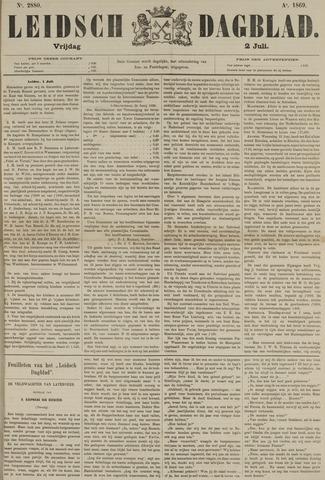 Leidsch Dagblad 1869-07-02