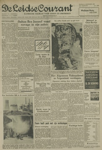 Leidse Courant 1955-11-18
