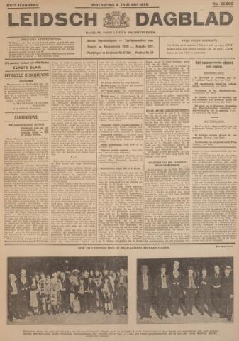 Leidsch Dagblad 1928-01-04