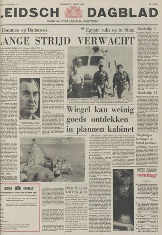 Leidsch Dagblad 1973-10-09