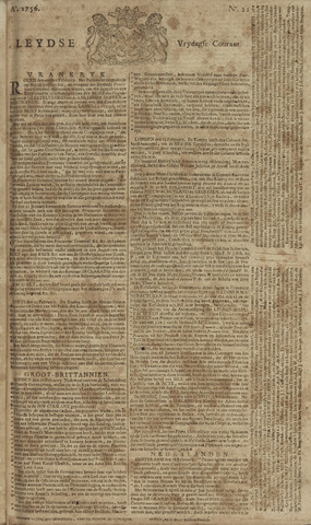 Leydse Courant 1756-02-20