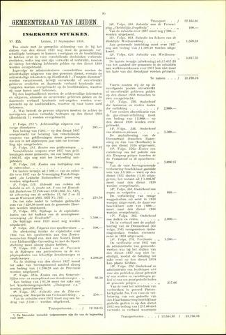 Handelingen van de Raad 1938-09-17