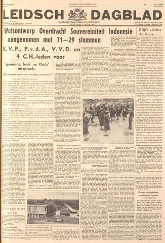 Leidsch Dagblad 1949-12-09
