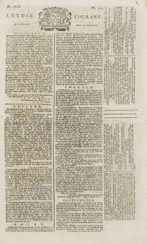 Leydse Courant 1818-10-12