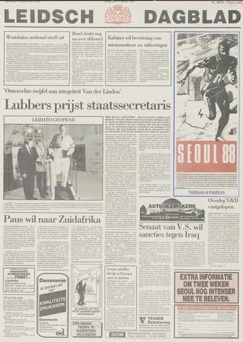 Leidsch Dagblad 1988-09-10