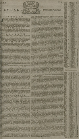 Leydse Courant 1749-07-07