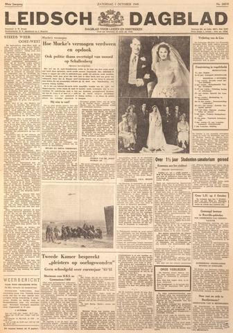 Leidsch Dagblad 1949-10-01
