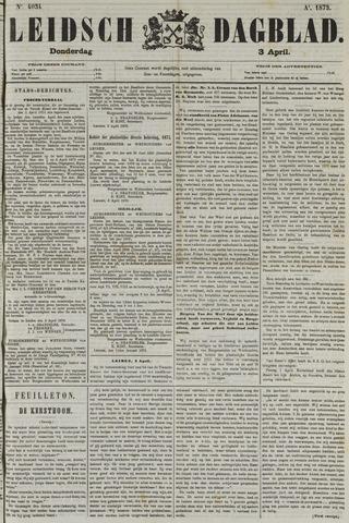 Leidsch Dagblad 1873-04-03
