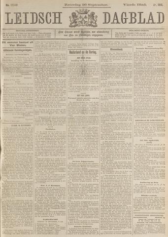 Leidsch Dagblad 1916-09-16