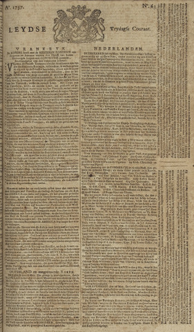 Leydse Courant 1757-05-27