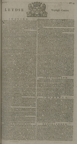 Leydse Courant 1725-02-23
