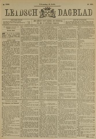 Leidsch Dagblad 1904-07-05