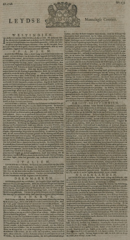 Leydse Courant 1726-11-04