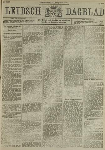 Leidsch Dagblad 1911-09-16
