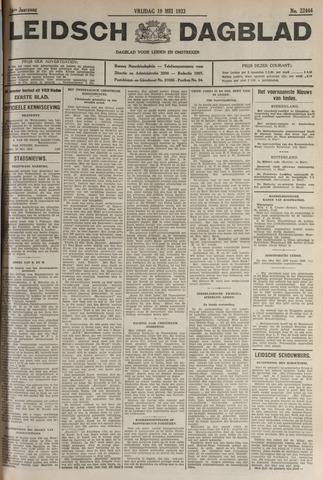 Leidsch Dagblad 1933-05-19