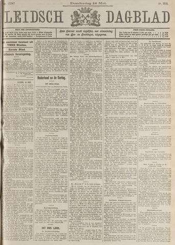 Leidsch Dagblad 1916-05-18