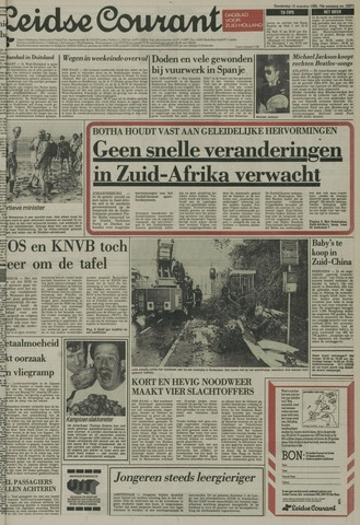 Leidse Courant 1985-08-15