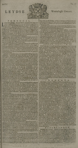Leydse Courant 1725-02-07