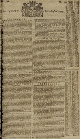 Leydse Courant 1766-11-03